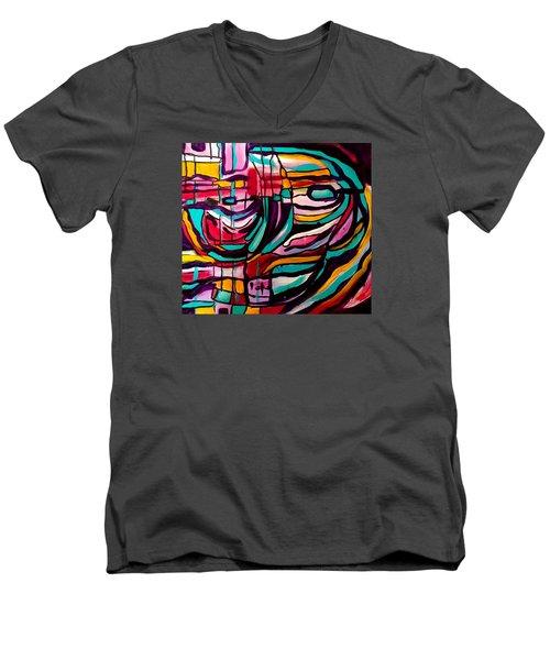 Homeward Men's V-Neck T-Shirt