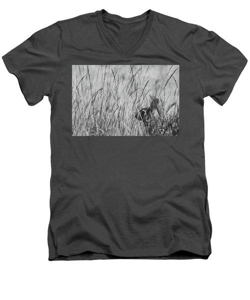 Hop Men's V-Neck T-Shirt