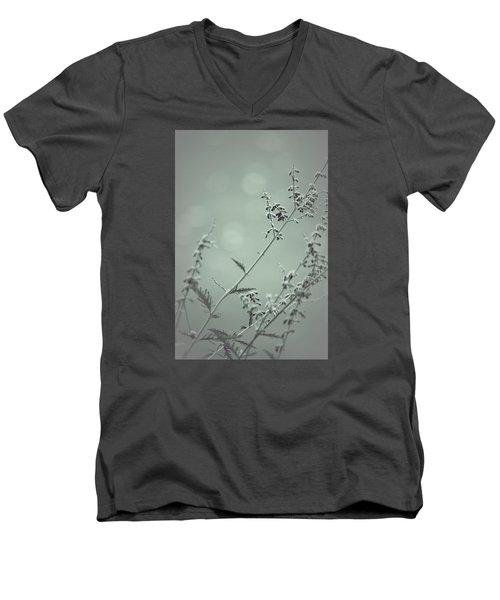 Hope Always Men's V-Neck T-Shirt by The Art Of Marilyn Ridoutt-Greene