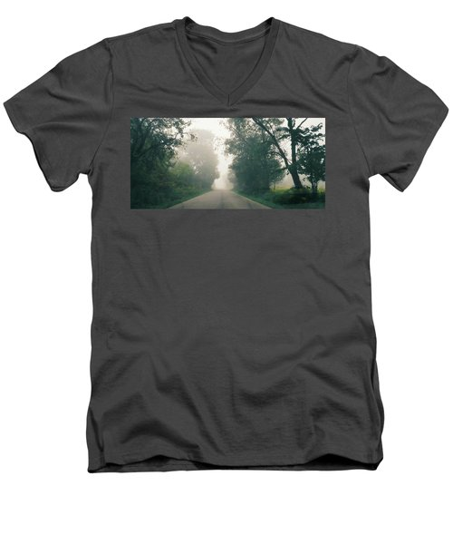 Hope Men's V-Neck T-Shirt