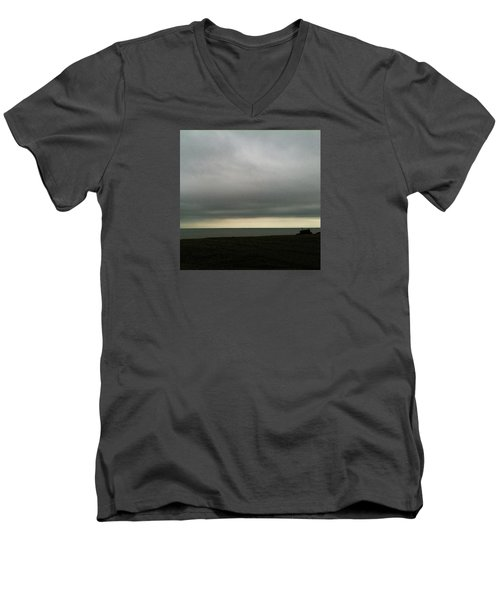 Horizon Light Men's V-Neck T-Shirt