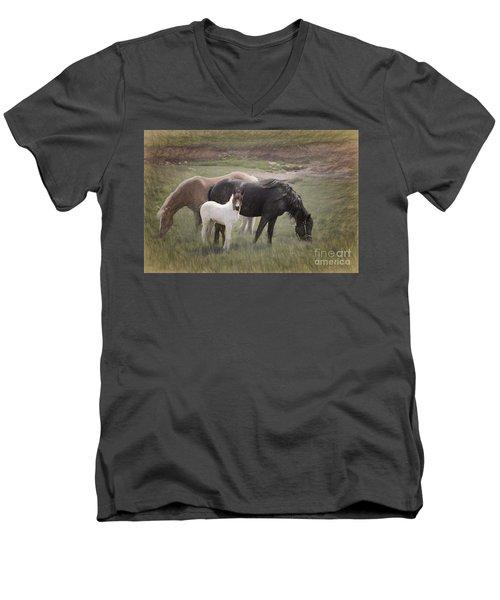 Horses And Colt  Men's V-Neck T-Shirt