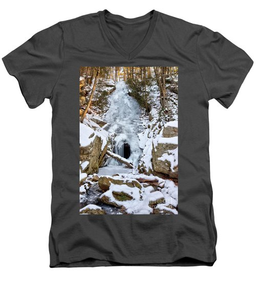 Horseshoe Mine Men's V-Neck T-Shirt