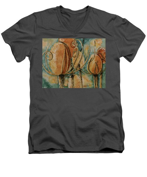Hot Desert Sun Men's V-Neck T-Shirt
