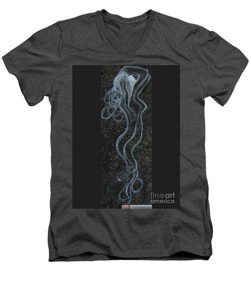 Smoking Hot Men's V-Neck T-Shirt by Jeepee Aero