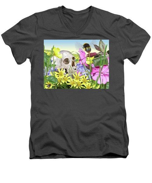 Hotel Ozymandias Men's V-Neck T-Shirt