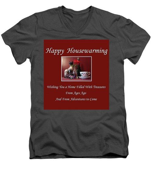 Housewarming  Men's V-Neck T-Shirt