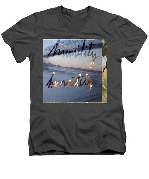 Humility Men's V-Neck T-Shirt