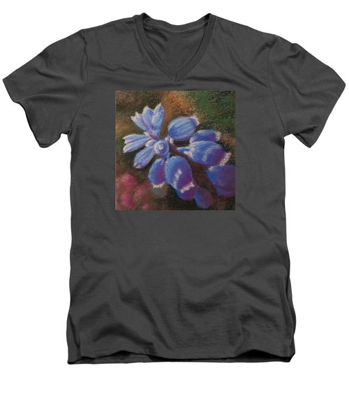 Hyacinth Dream Men's V-Neck T-Shirt