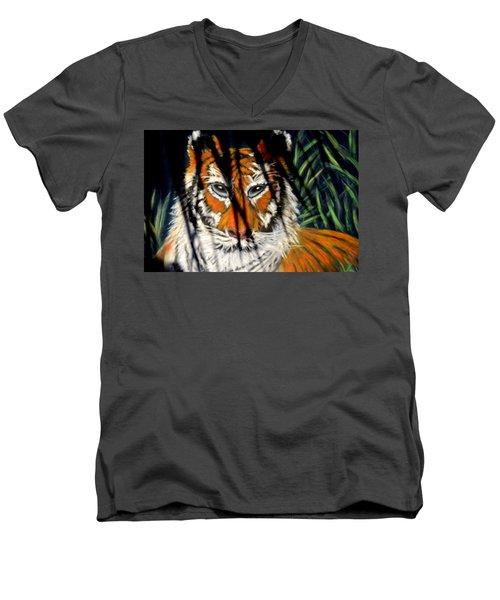 I A M  4 Men's V-Neck T-Shirt