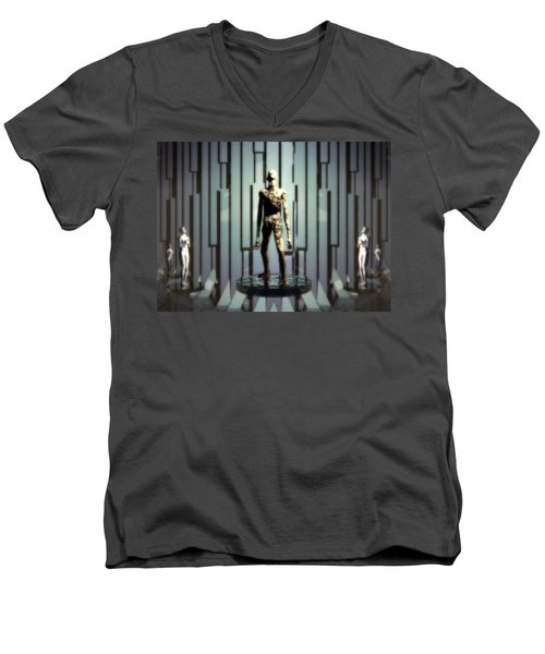 I Beseech Thee Men's V-Neck T-Shirt