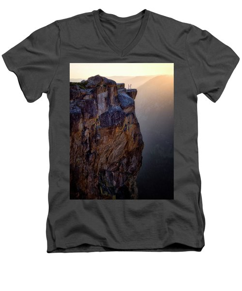 I Do Men's V-Neck T-Shirt