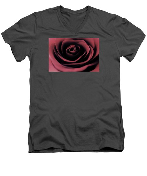 I Feel Your Pain Men's V-Neck T-Shirt by The Art Of Marilyn Ridoutt-Greene