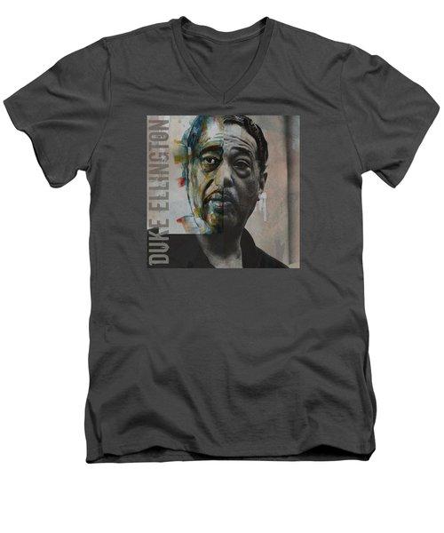 I Got It Bad And That Ain't Good Men's V-Neck T-Shirt