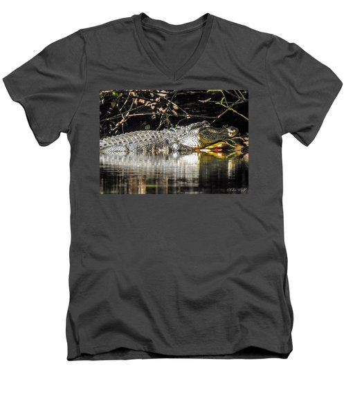 I Got It Made In The Shade Men's V-Neck T-Shirt