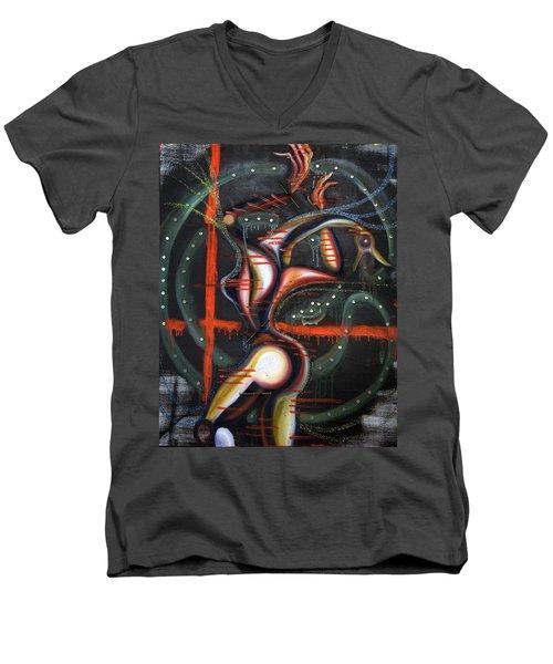 I Like Your Suicide Men's V-Neck T-Shirt