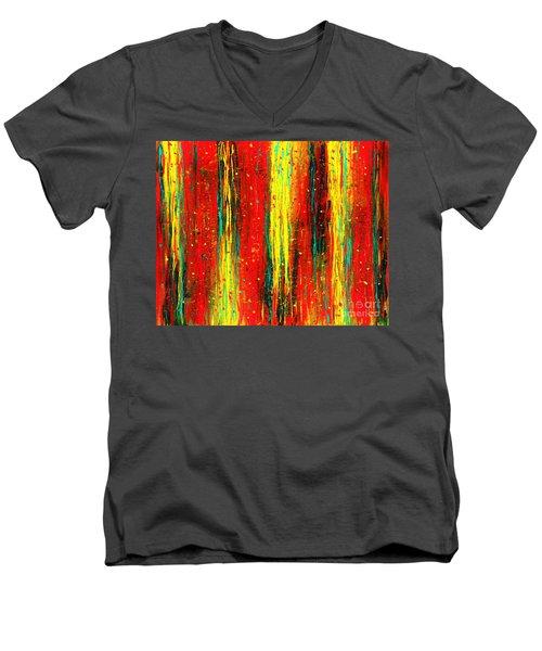 I Melt With You Men's V-Neck T-Shirt