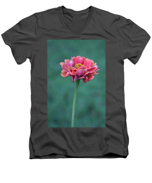 I Must Have Flowers... Men's V-Neck T-Shirt by Vadim Levin