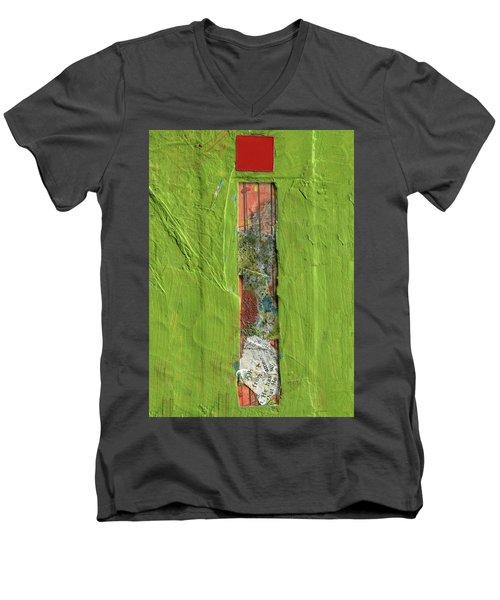 The Letter I Men's V-Neck T-Shirt