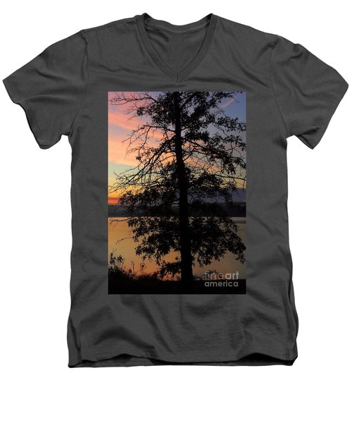I Saw Her Standing There - Silhouette Of A Dream  Men's V-Neck T-Shirt