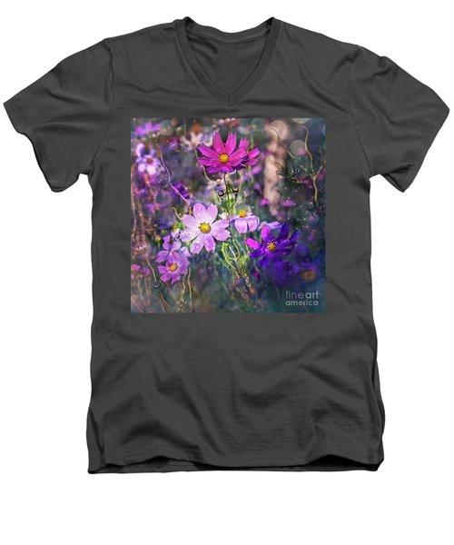 I Say A Little Prayer Men's V-Neck T-Shirt