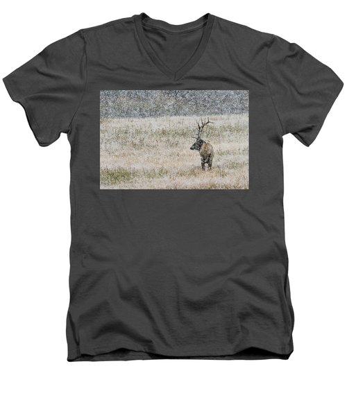 I See Them Men's V-Neck T-Shirt