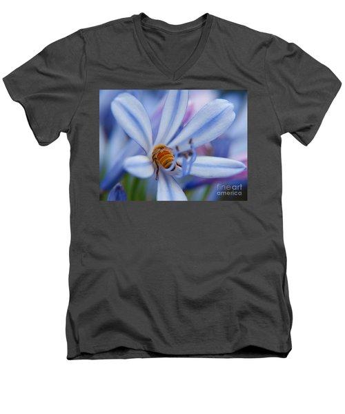 I Want More Men's V-Neck T-Shirt