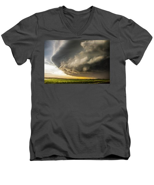 I Was Not Even Going To Chase This Day 021 Men's V-Neck T-Shirt