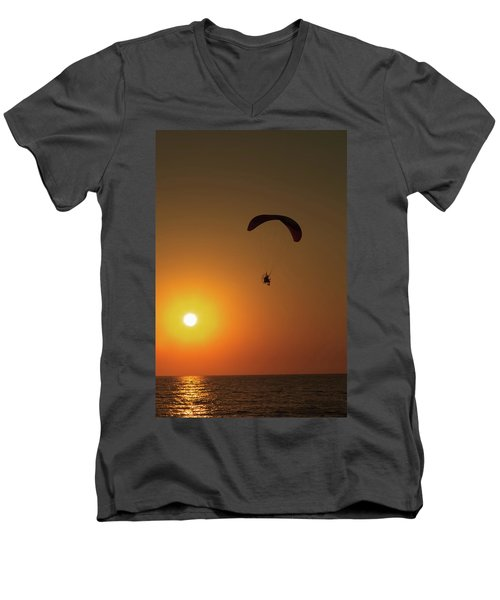 Icarus Men's V-Neck T-Shirt
