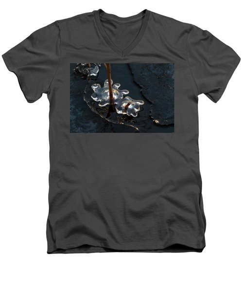 Ice Art Men's V-Neck T-Shirt