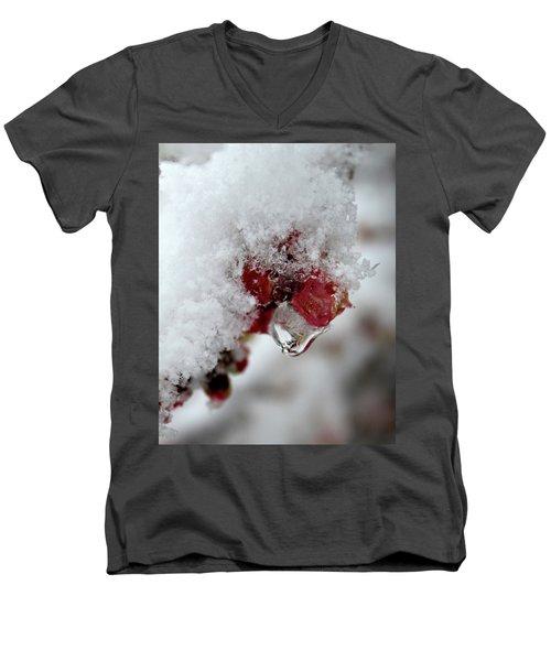 Ice Drip Men's V-Neck T-Shirt