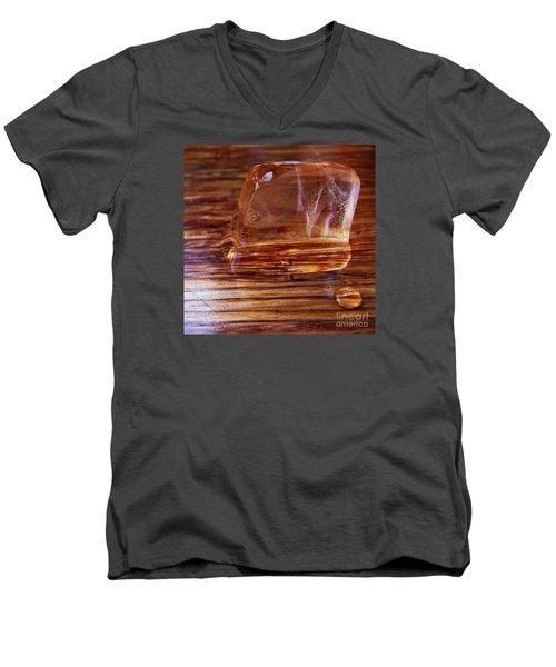 Icecube Trail Men's V-Neck T-Shirt
