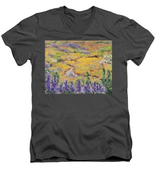 Icelandic Adventure Men's V-Neck T-Shirt