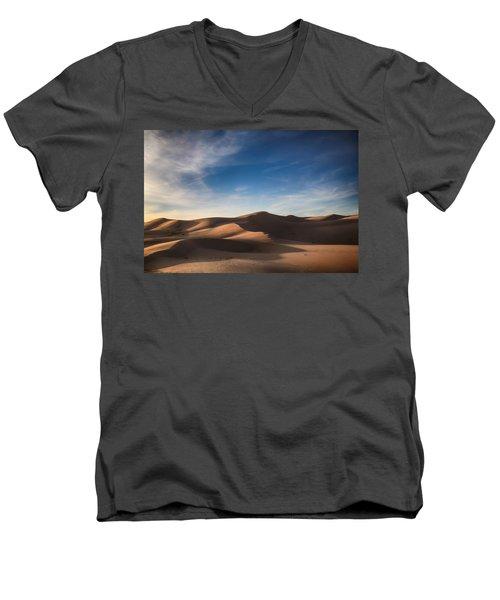 I'd Walk A Thousand Miles Men's V-Neck T-Shirt