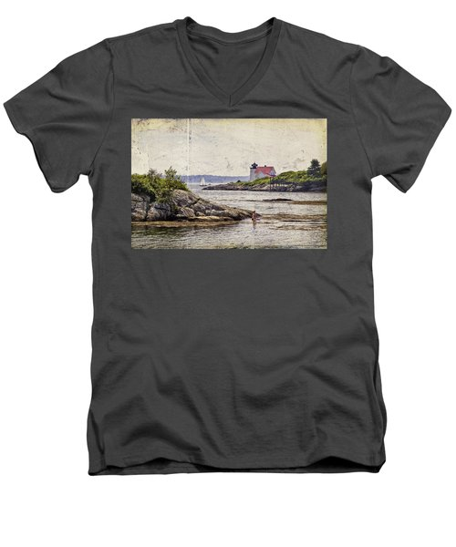 Idyllic Summer Days Men's V-Neck T-Shirt
