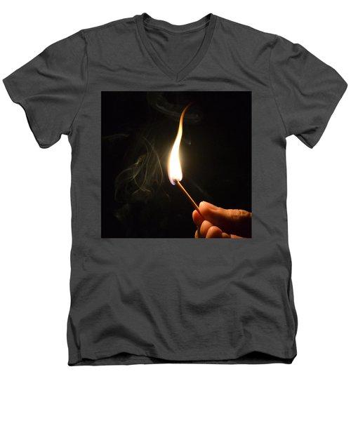Ignition Men's V-Neck T-Shirt
