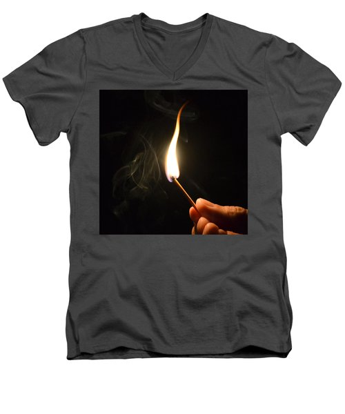 Ignition Men's V-Neck T-Shirt