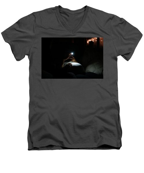 Illumination Men's V-Neck T-Shirt