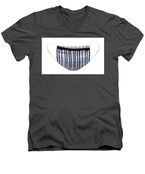 Illusion Men's V-Neck T-Shirt