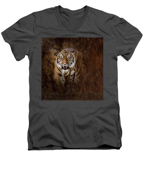 I'm Coming For You Men's V-Neck T-Shirt