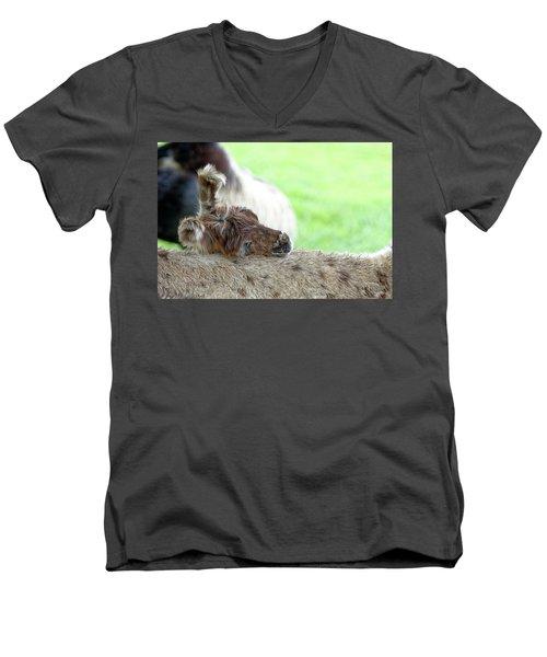 I'm Tired Men's V-Neck T-Shirt