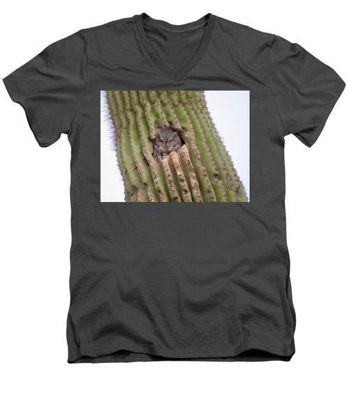 I'm Trying To Sleep Here Men's V-Neck T-Shirt