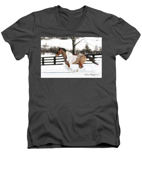 Image #3 Men's V-Neck T-Shirt