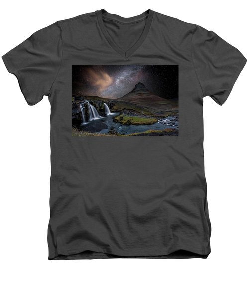 Imaginary Men's V-Neck T-Shirt