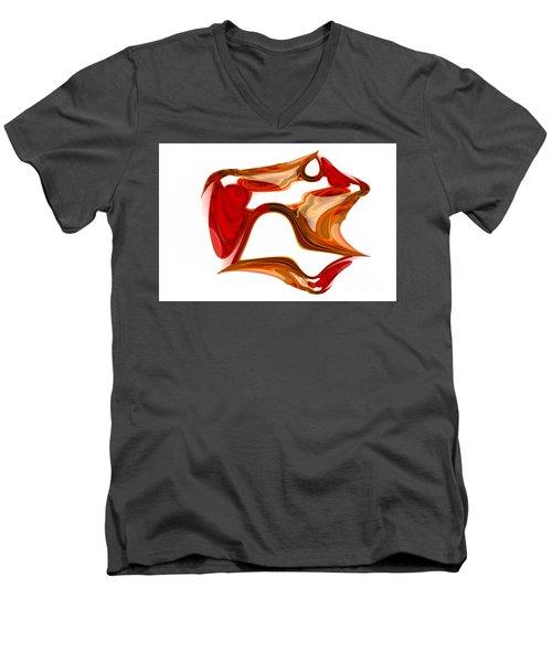 Imanination  Men's V-Neck T-Shirt by Thibault Toussaint