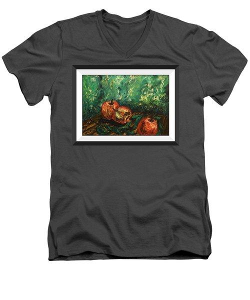 Immortality Men's V-Neck T-Shirt