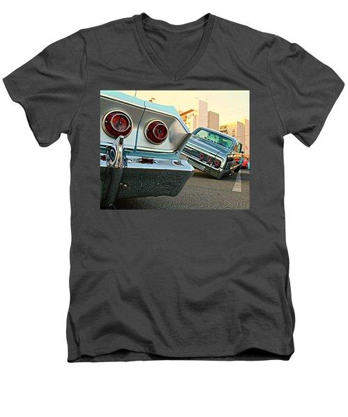 Impala Low-riders Men's V-Neck T-Shirt