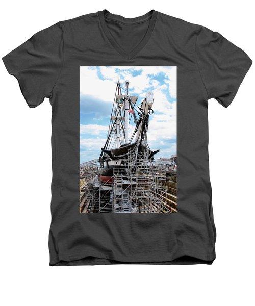 In Dry Dock Men's V-Neck T-Shirt