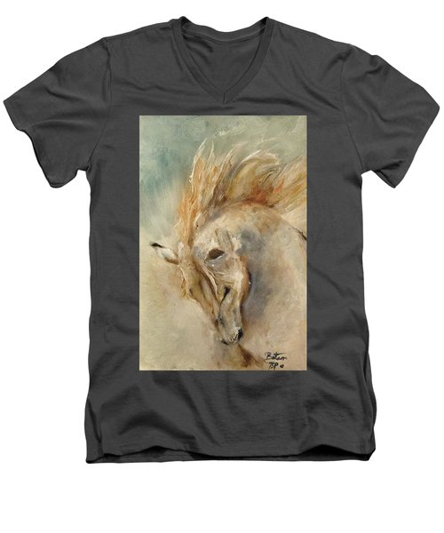 In Humble Praise Men's V-Neck T-Shirt