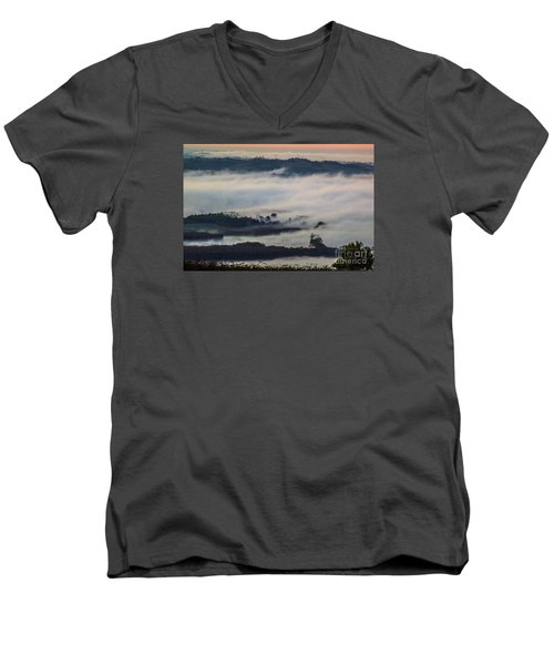 In The Mist 2 Men's V-Neck T-Shirt